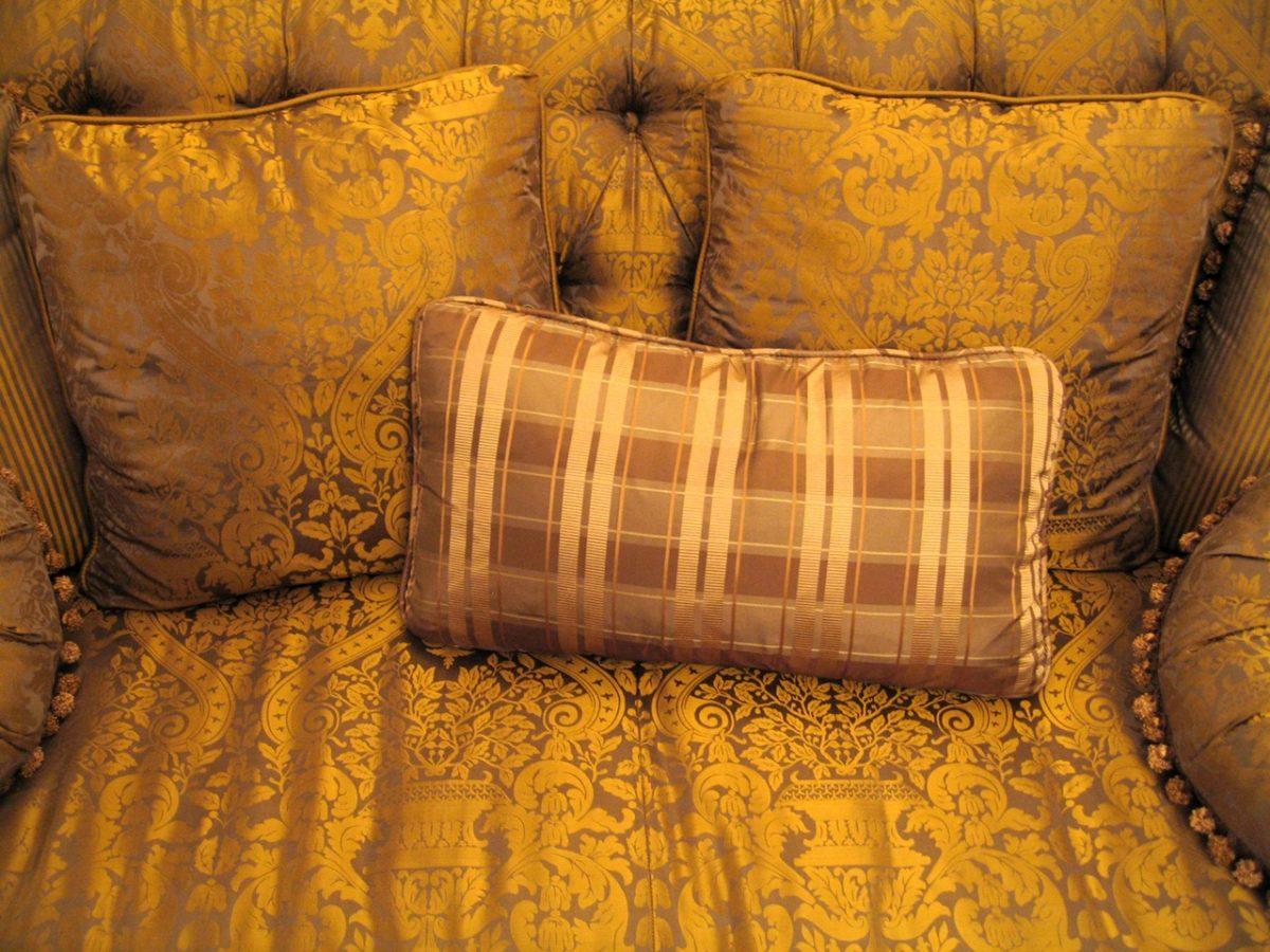 Poduszki jako element dekoracyjny domu